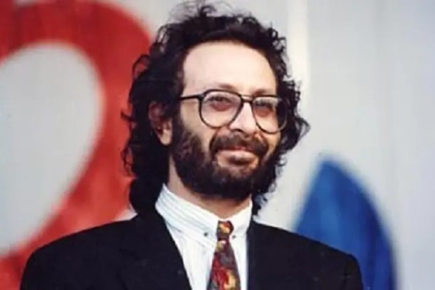 Евгений Маргулис в молодости