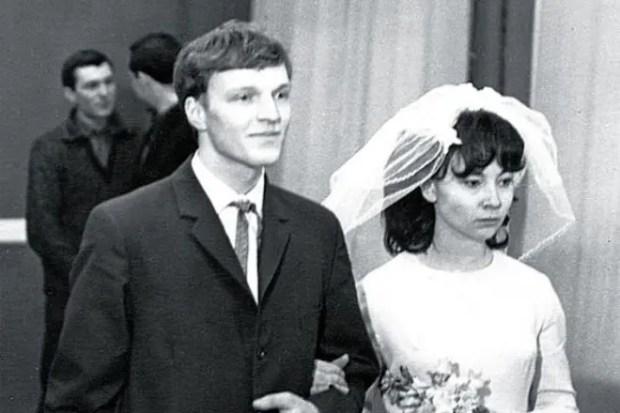 Александр Кайдановский и Ирина Бычкова