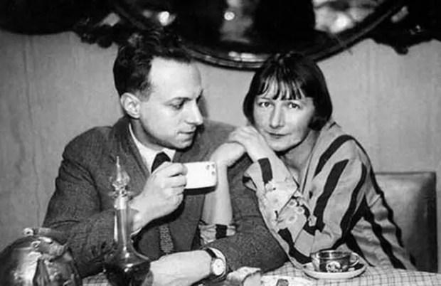 Константин Топуридзе и Рина Зеленая