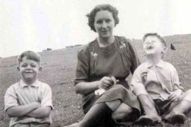 Пол Маккартни в детстве