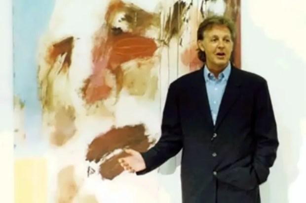 Пол Маккартни - художник