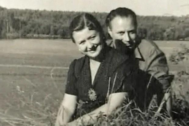 Родители Андрея Миронова
