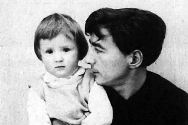 Эдуард Успенский с дочерью Татьяной