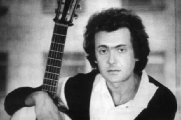 Юрий Стоянов в молодости