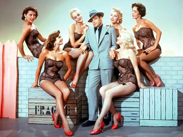 Фрэнк Синатра был любимцем женщин