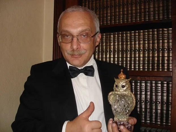 Александр Друзь - титулованный знаток