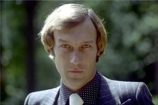 Олег Янковский в молодости