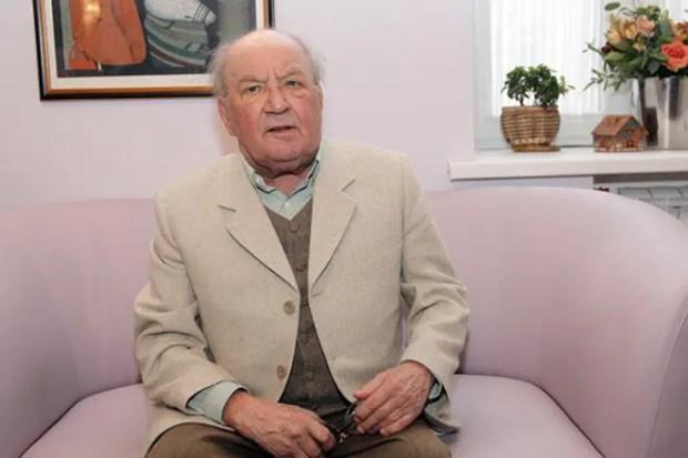 Лев Дуров в последние годы жизни