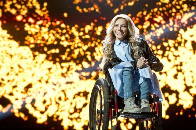"""Юлия Самойлова - участница от РФ на """"Евровидении-2017"""""""