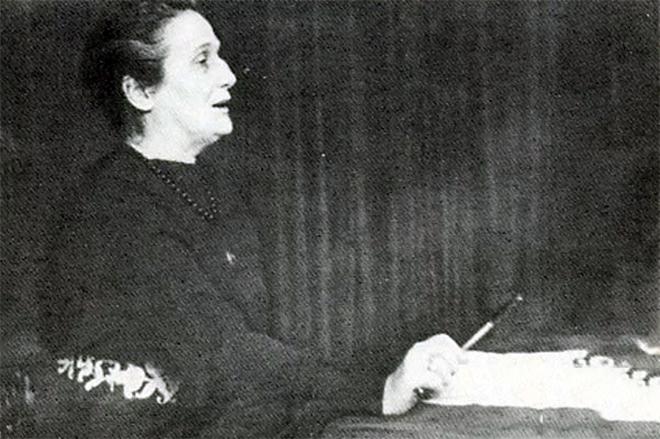 Анна Ахматова читает свои стихи