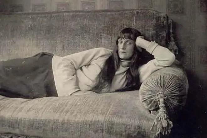 Великая поэтесса Серебряного века Анна Ахматова