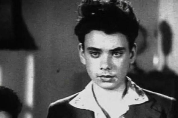 Алексей Баталов в молодости