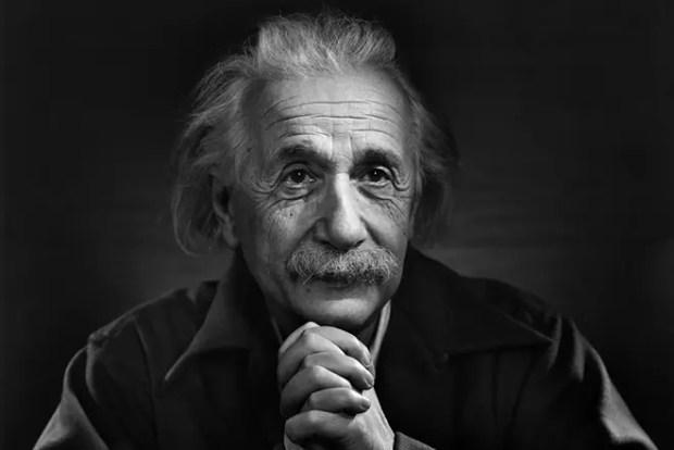 Легендарный физик Альберт Эйнштейн