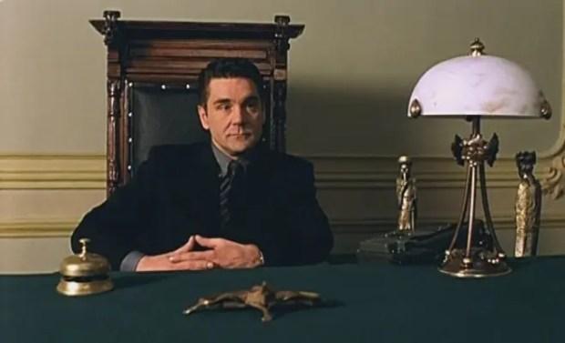 Сергей Маковецкий в фильме «Брат-2»
