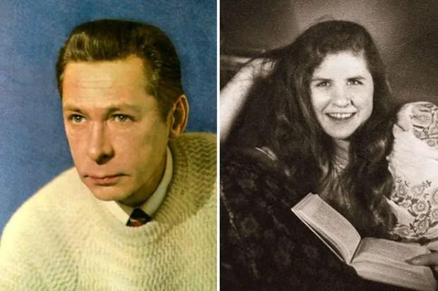 Олег Ефремов и Ирина Мазурук