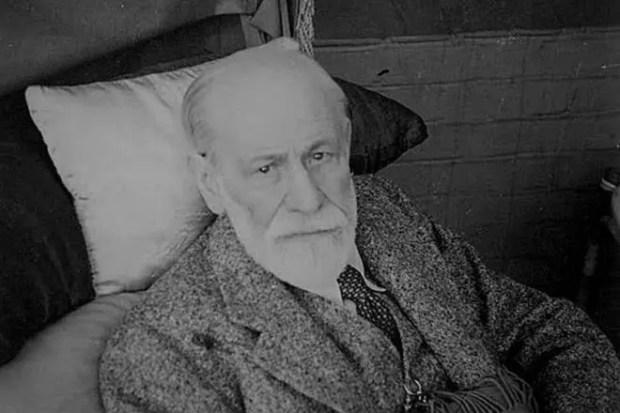 Одно из последних фото Зигмунда Фрейда, 1939 год