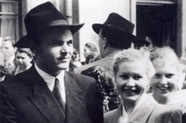 Сергей Бондарчук и Инна Макарова