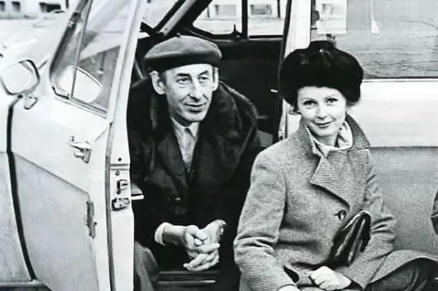 Владимир Басов и Валентина Титова