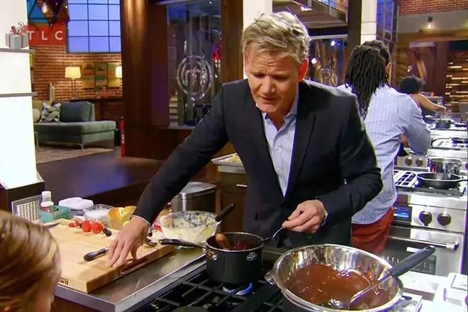 veľký kuchár kurva