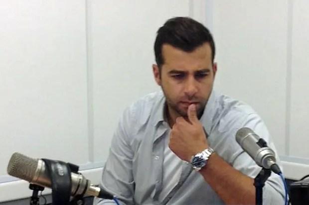 Иван Ургант на радио