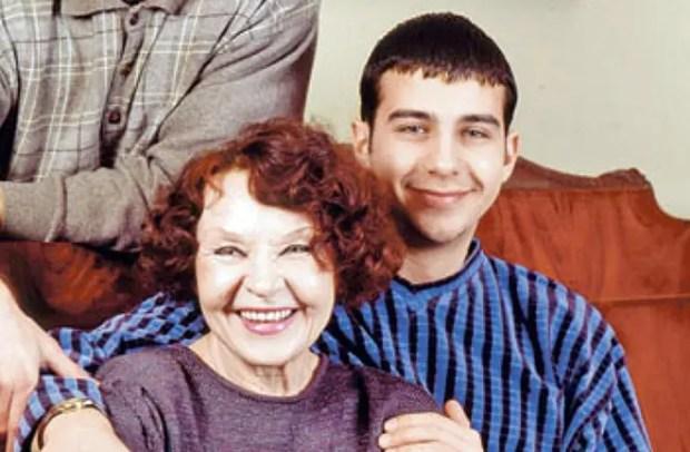 Иван Ургант и Нина Ургант
