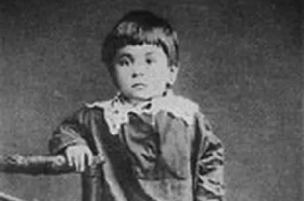 Михаил Зощенко в детстве