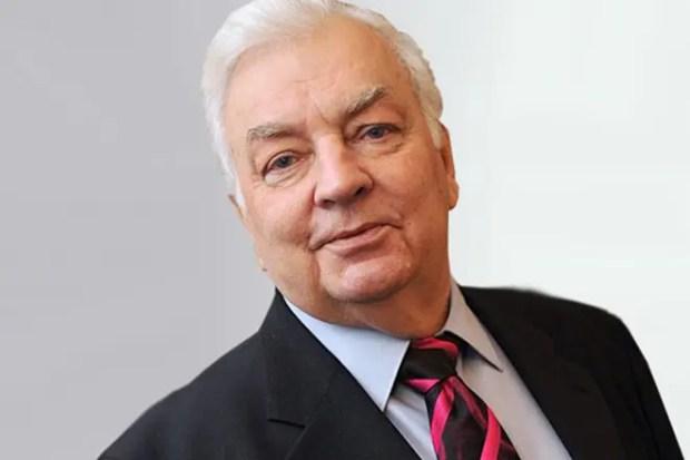 Актер Михаил Державин