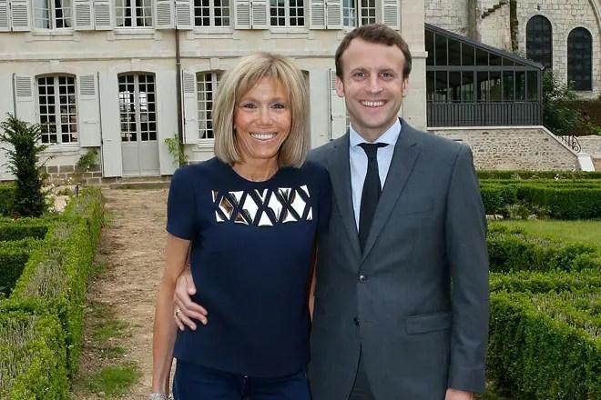 Fransiz Askinin Sirlari Macron Okul Ogretmeniyle Evlendi Emmanuel Macron Ve Esi Bridget Thornier Olaganustu Bir Ask Hikayesi