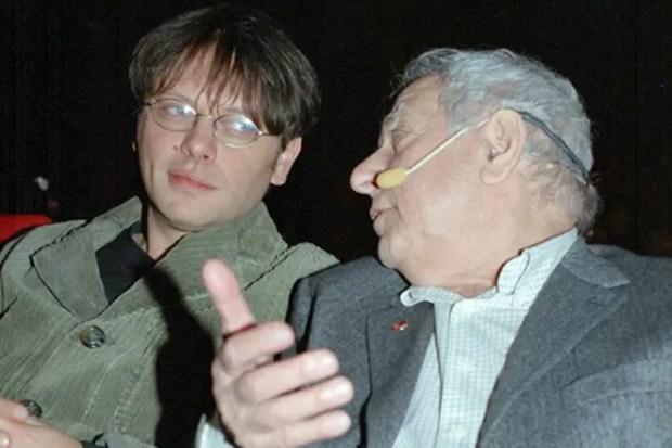 Петр Тодоровский и Валерий Тодоровский