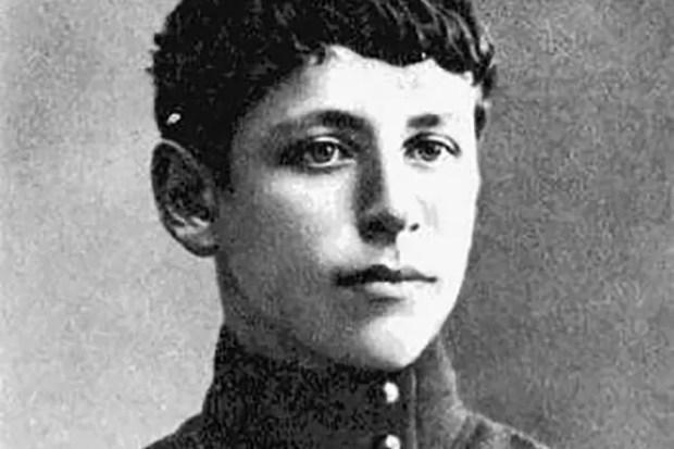 Евгений Шварц в юности