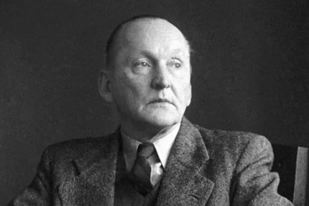 Портрет Александра Вертинского