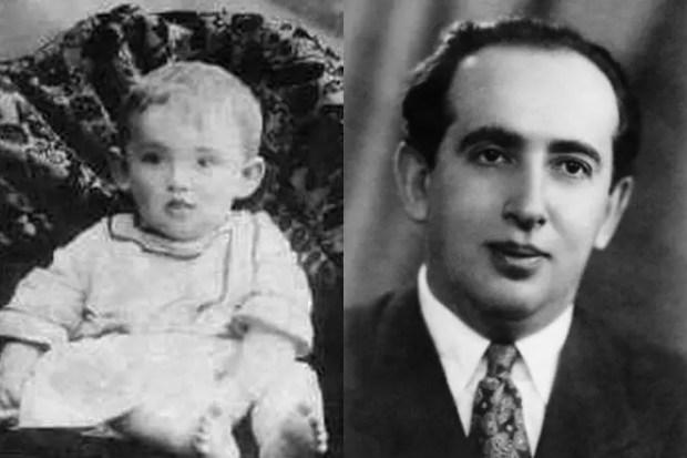 Александр Галич в детстве и молодости