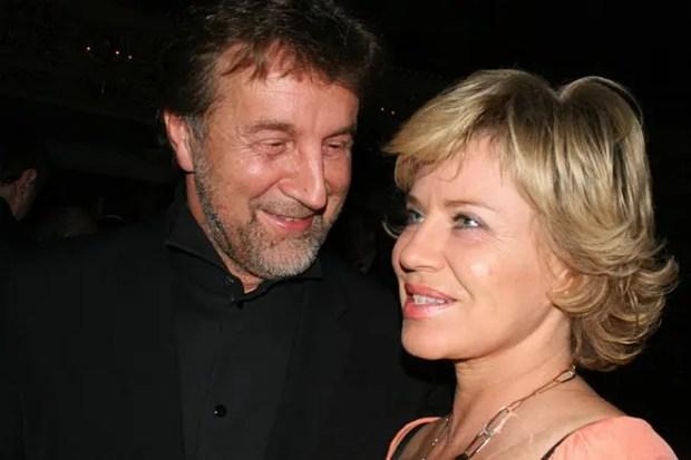 Леонид Ярмольник и Оксана Афанасьева