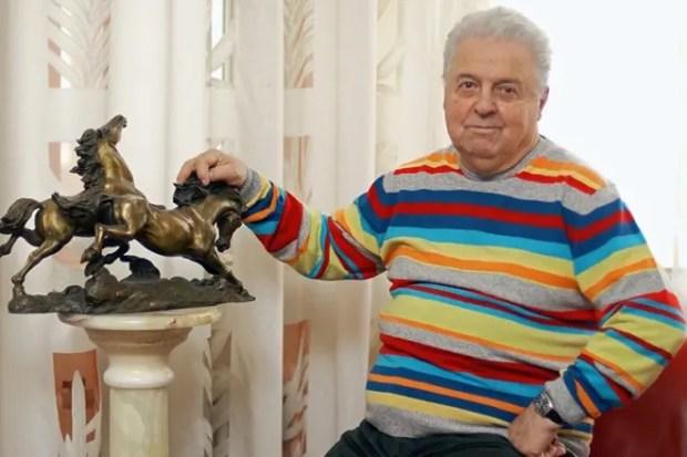 Поэт-песенник Михаил Танич