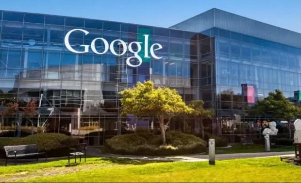 Штаб-квартира Google в Кремниевой долине