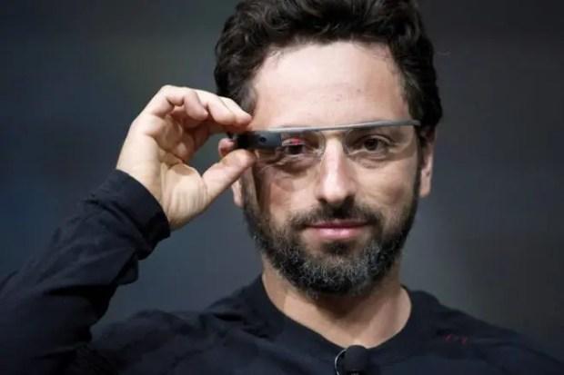 Сергей Брин, «Google Glass»