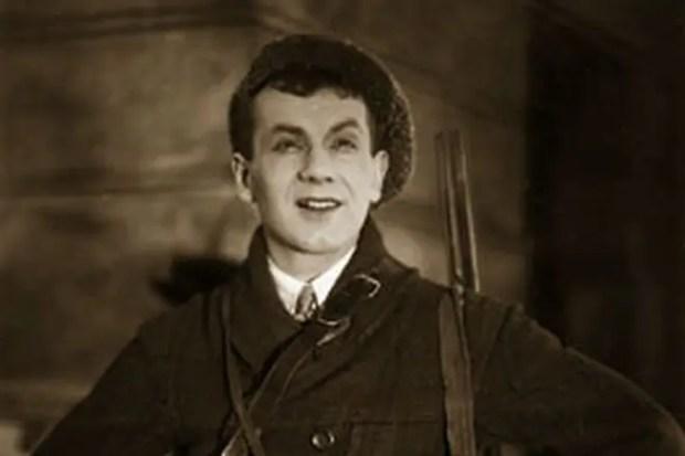 Игорь Ильинский в молодости