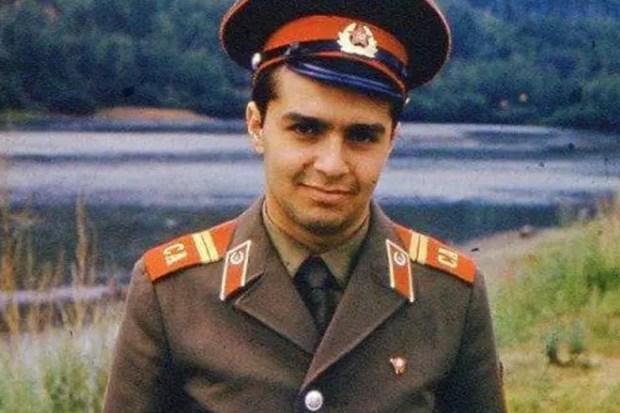 Виктор Шендерович в армии
