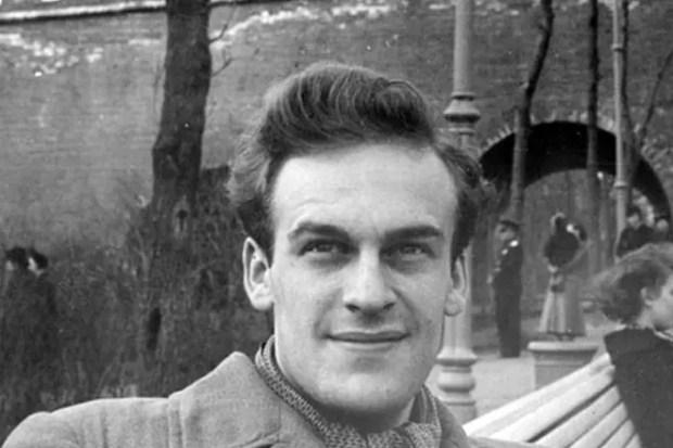 Игорь Кириллов в молодости