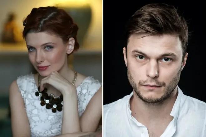 Эмилия Спивак и Иван Батарев