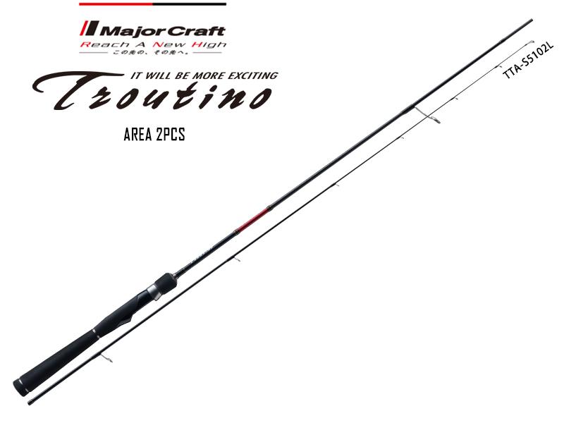 Major Craft Troutino Area Category TTA-632UL (Length:1