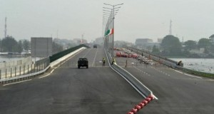 Ivory coast toll-bridge open for traffic