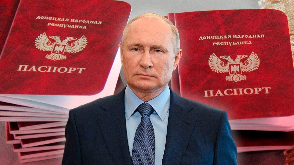 Путін використовує жителів ОРДЛО для виборів до Держдуми