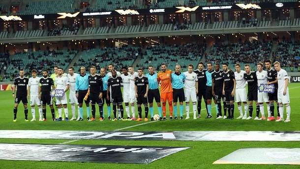 Ворскла  Карабах прогноз на матч Лиги Европы 8 ноября