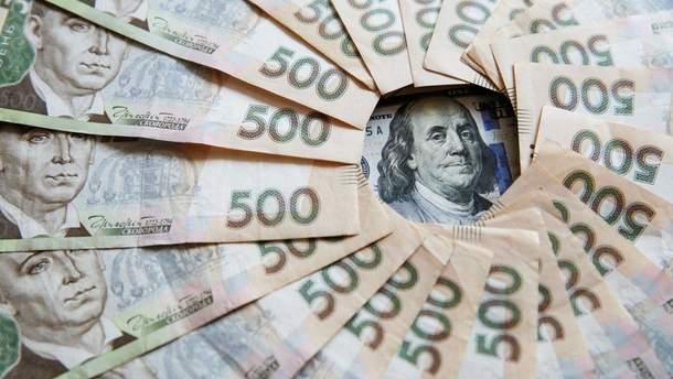 Курс долара в Україні зросте до кінця 2019 року