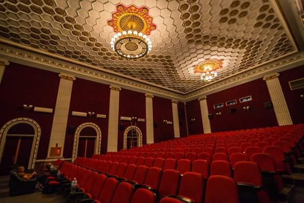 Київські театри спорожніли