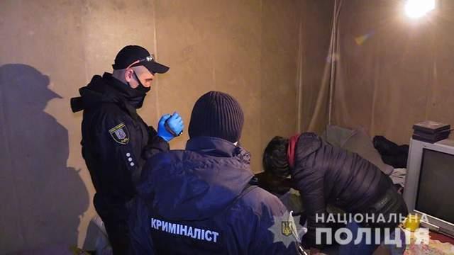вбивство тещі зятем у Києві