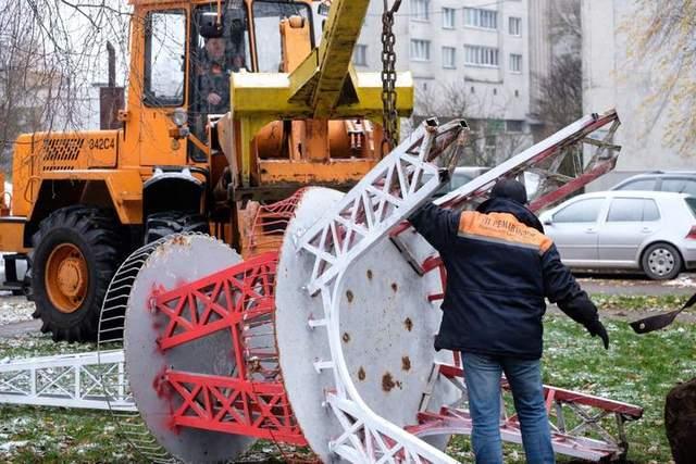 Протесты в Беларуси 22 ноября