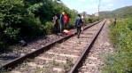 रेलवे ट्रैक पार करते समय ट्रेन की चपेट में आए दो कर्मचारी.. ड्युटी खत्म कर लौट रहे थे घर..