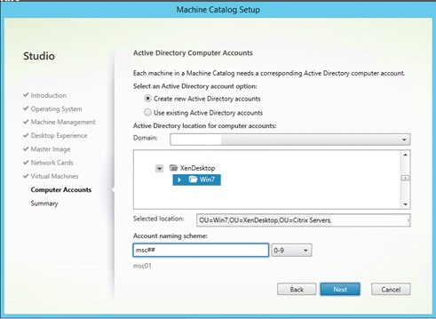 How to Deploy a XenDesktop 7 5 Virtual Machine Using MCS